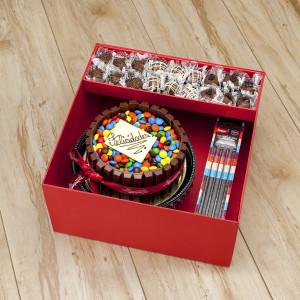 Caixa Feliz Aniversário