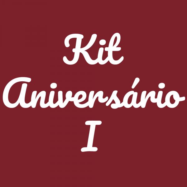 Kit Aniversário 1