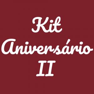 Kit Aniversário 2